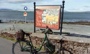 bike rental routes Co. Mayo, Ireland