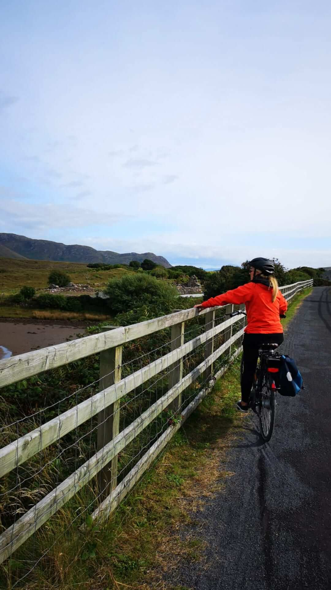 Westport To Mulranny & Achill route